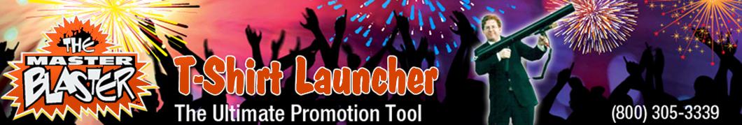 T-Shirt Launcher